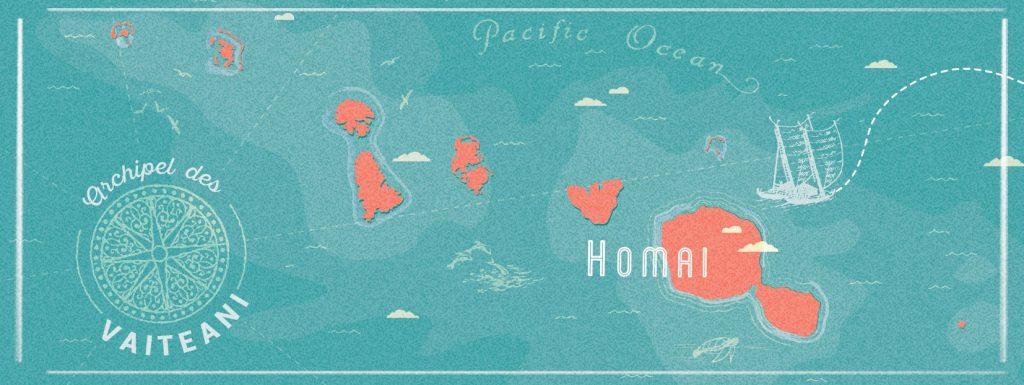 Homai Nouveau Single des VAITEANI